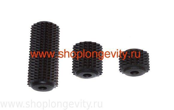 валики эбонитовые игольчатые www.shoplongevity.ru